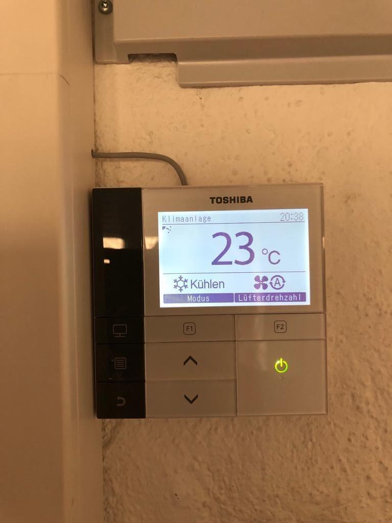 Klimaanlage Kabelfernbedienung