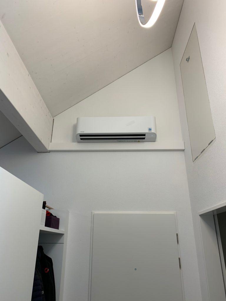 Klimaanlage Innengerät Ausführung Wandgerät