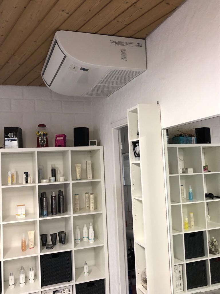 Klimaanlage Innengerät Ausführung Deckenanbaugerät