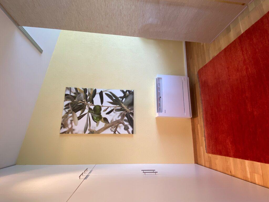 Klimaanlage Innengerät Truhengerät