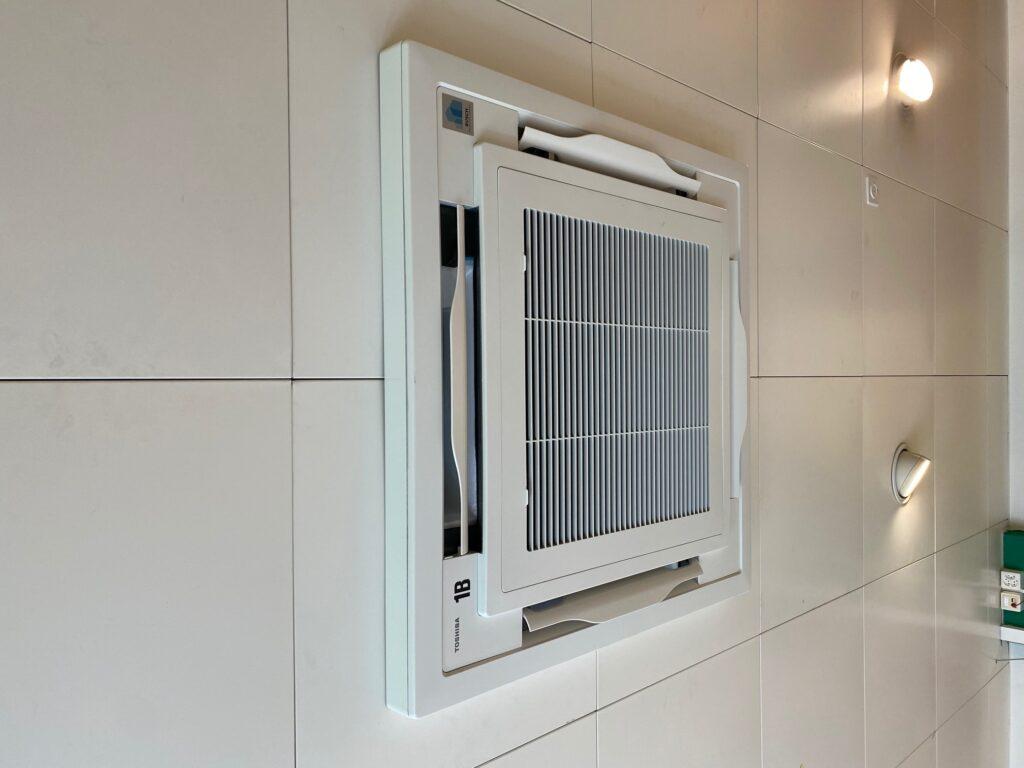 Klimaanlage Innengerät Ausführung Deckenkassette