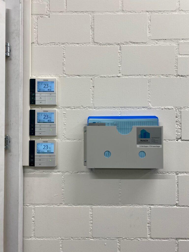 Klimaanlage Kabelfernbedienungen