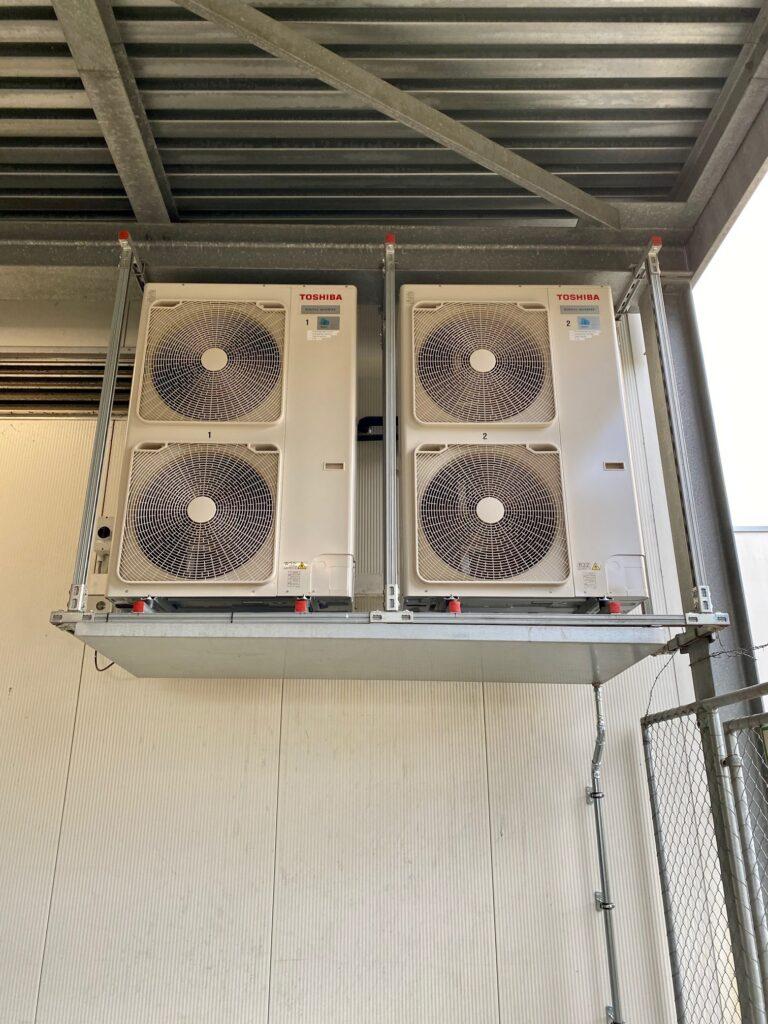 Klimaanlage Aussengeräte